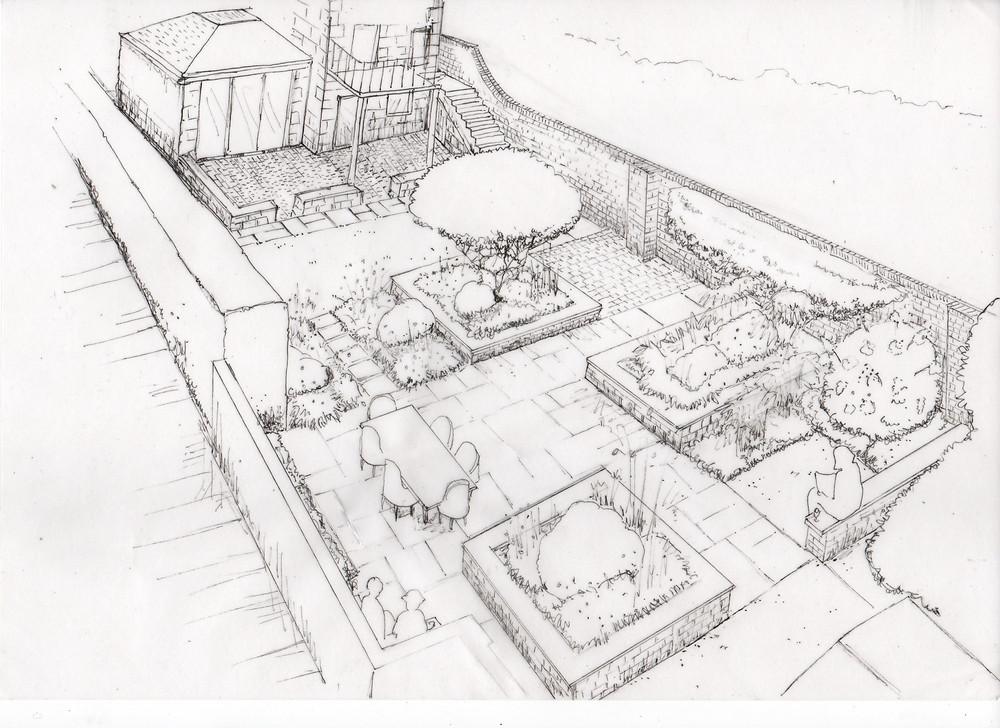 Harrogate Sketch 1