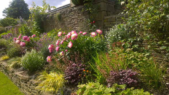 Planting Design for Country House, Grange Moor