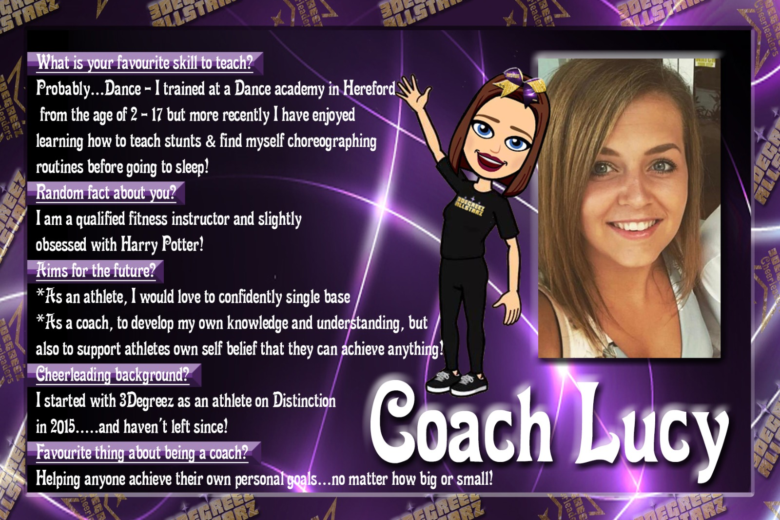 Coach Lucy