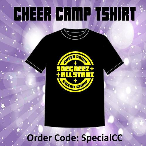 Cheer Camp T-Shirt (Child)