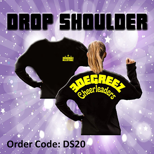 Drop Shoulder (Child)
