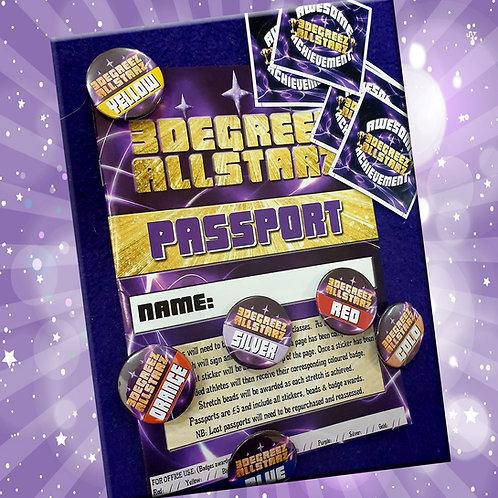 3Degreez Passport