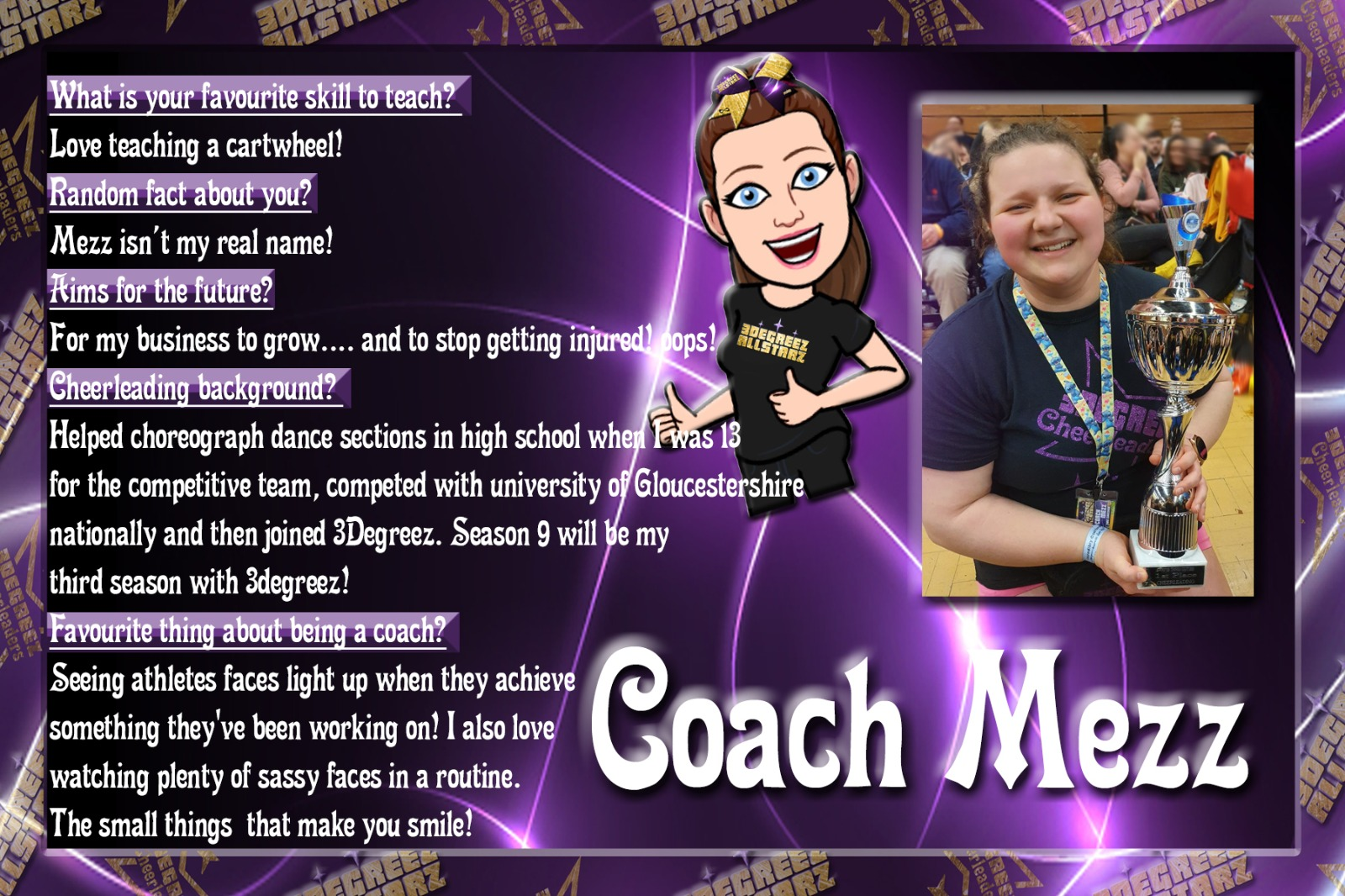 Coach Mezz