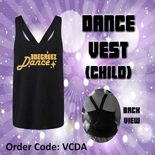Dance Vest (Junior)