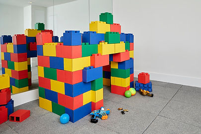 carboard building blocks for children-Ev
