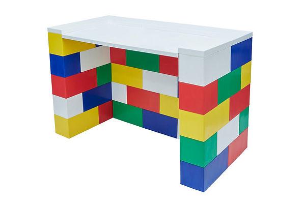Modular building blocks - Desk-EverBlock