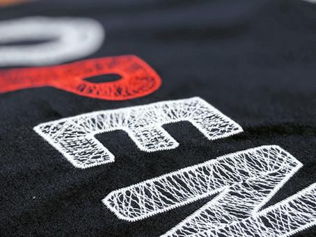 渡辺産業の強み②アパレル刺繍加工