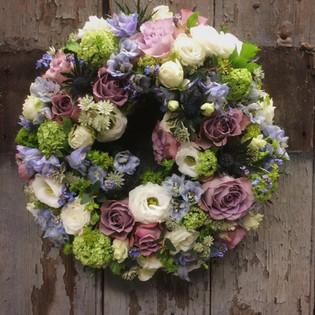Sympathy Flowers - Wreath