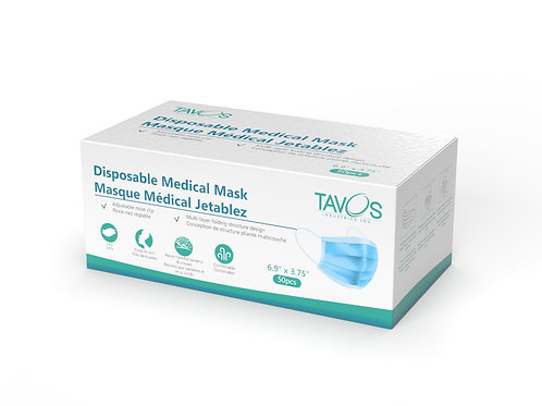 Disposable Face Mask - Level 2 (box of 50)