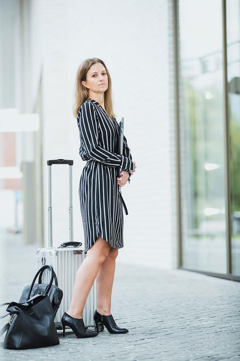 Businessfoto Bloggerin