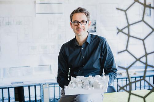 Businessfoto Architekt