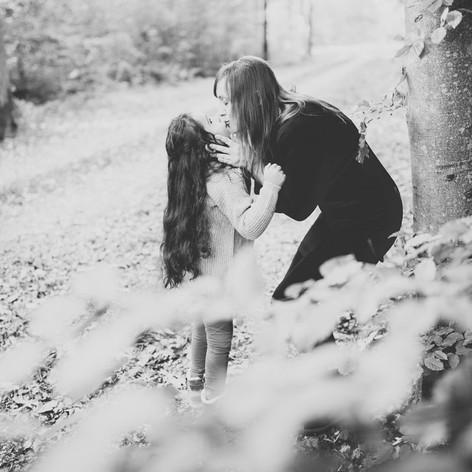 Melanie Schneider Fotografie Mama und Tochter