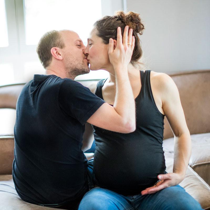 Schwangerschaft Babybauch werdende Eltern