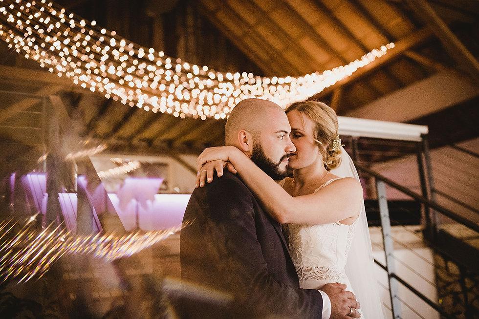 Hochzeitsfotografie Brautpaar in Maisenburg