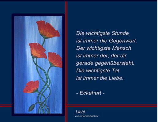 Postkarte - Liebe