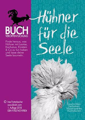 Buch: HÜHNER FÜR DIE SEELE     inkl. Widmung