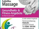 Anzeige im Gemeindeblatt