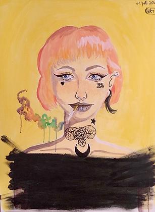 Portrait - Vicki Al-Nemri