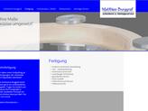 Homepage Schreinerei Burggraf