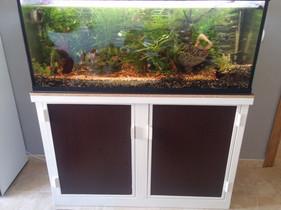 Mesa de acuario