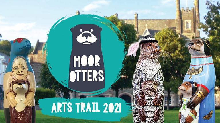 Moor Otters Arts Trail 2021