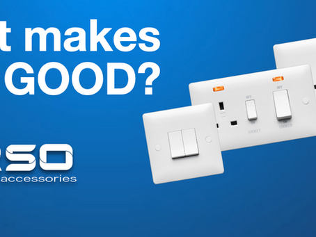 Find out why Contractors are choosing Verso Wiring Accessories!