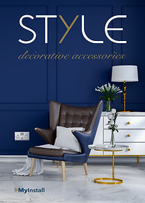 Style deco accessories catalogue cover.j
