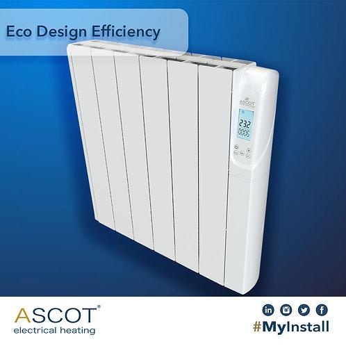 ASCOT 1000W Electric Radiator