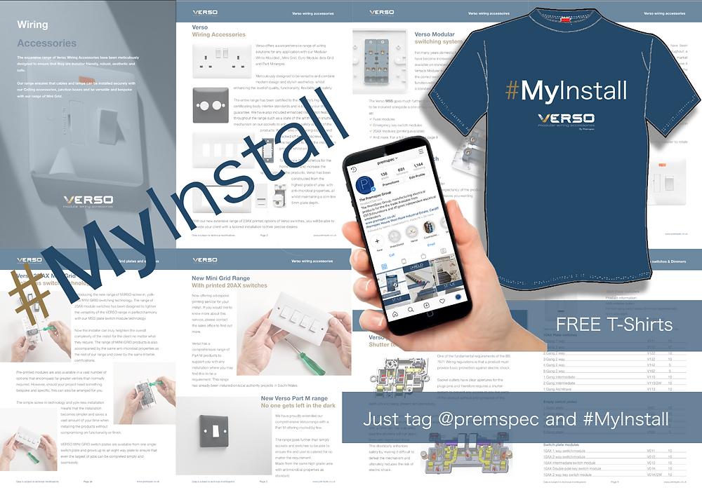 #MyInstall gift