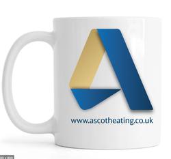 Ascot A Mug
