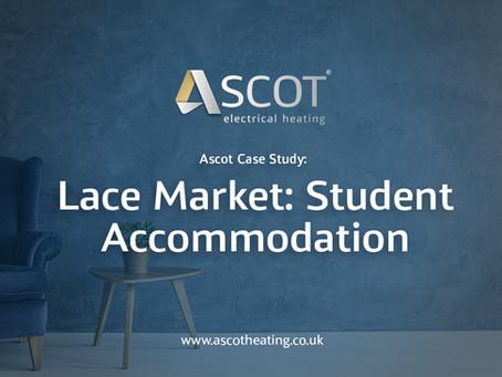 Lace Market Student Accommodation, Nottingham