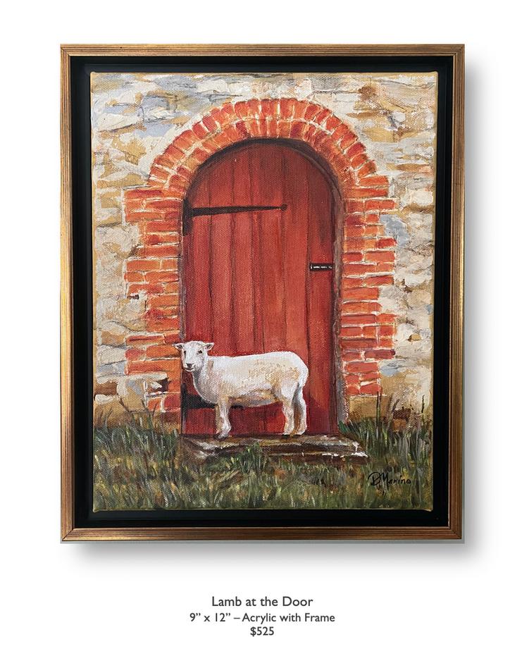Lamb at the Door