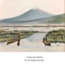 Under Fuji's Watch