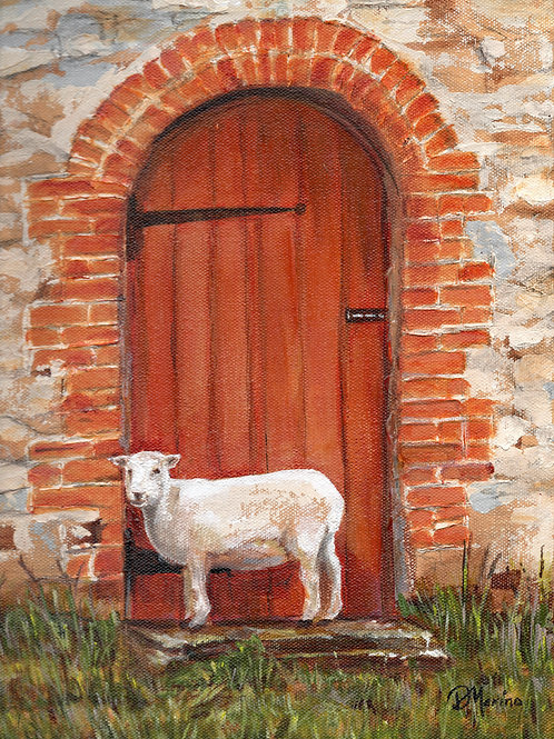 Lamb at the Door