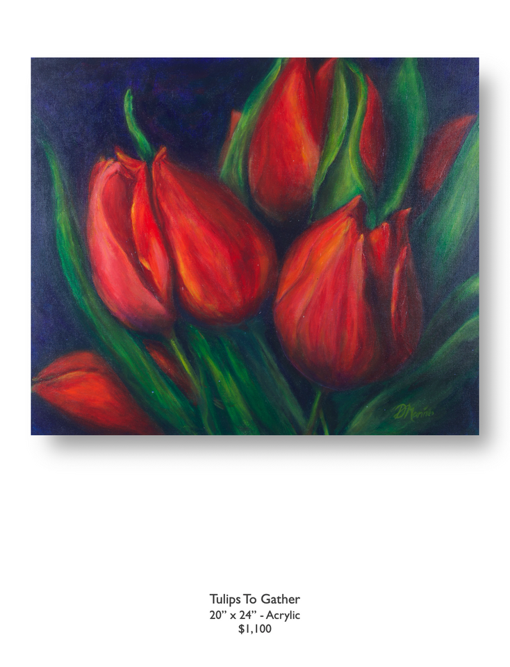 Tulips to Gather