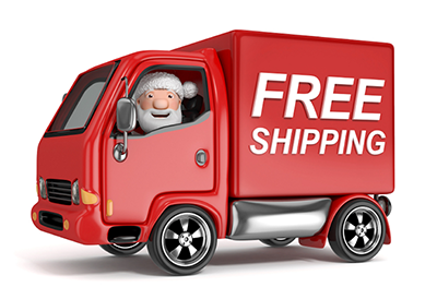 Free Shipping Through 1/2/18!