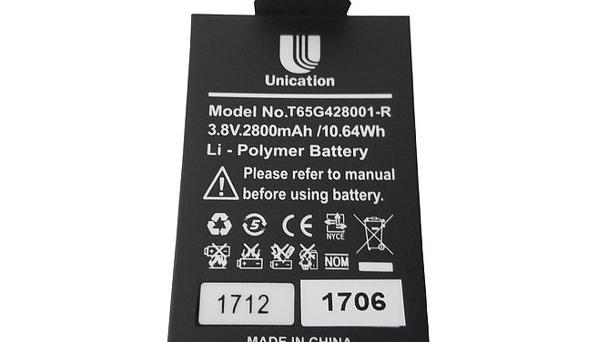 G4/G5 Replacement Lithium Ion Battery Pack