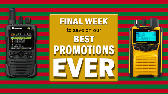 Q4 Promotions Winding Down!