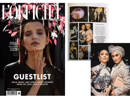L'OFFICIEL Magazine December 2018