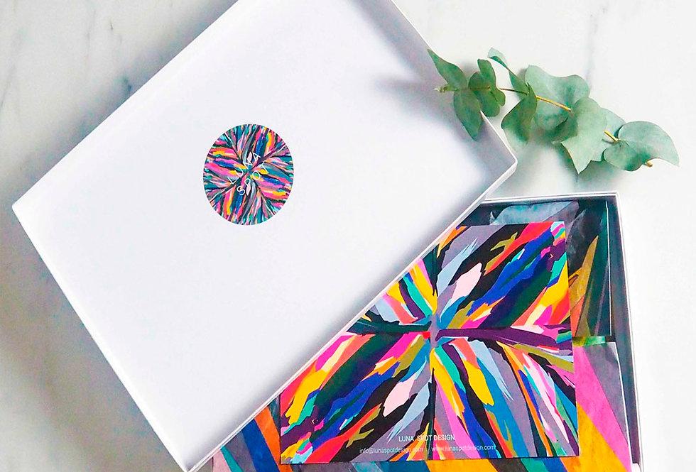 Cushion Letter Box Gift