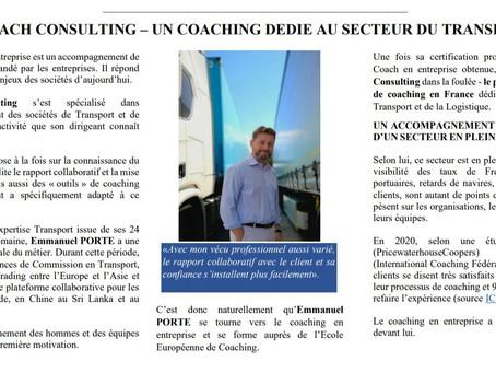 Un Coaching professionnel adapté au secteur du Transport