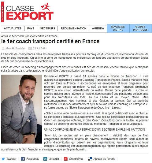 Article Presse Zoom - Classe Export.JPG