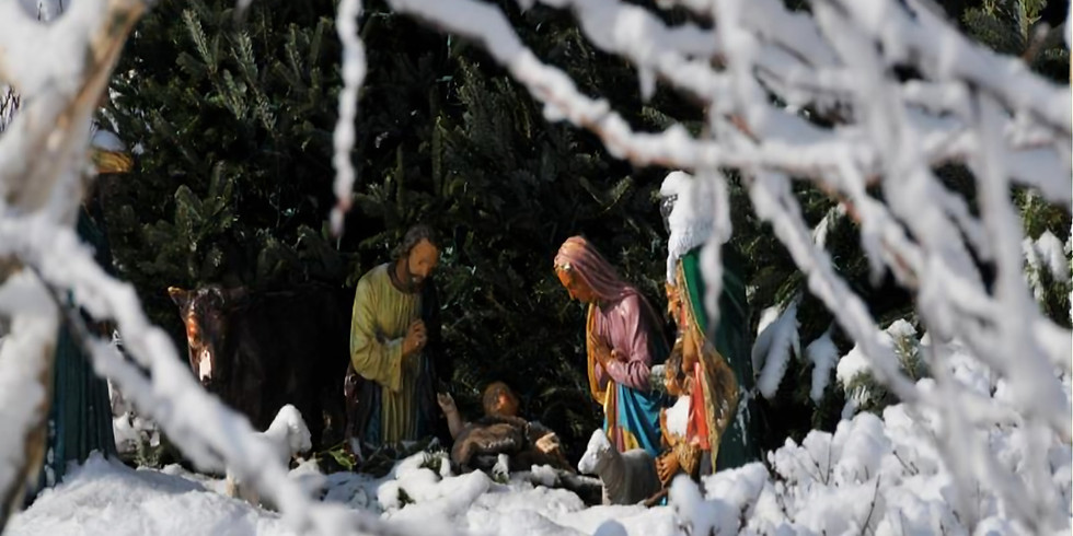 Christmas Day Mass at 9:30 am