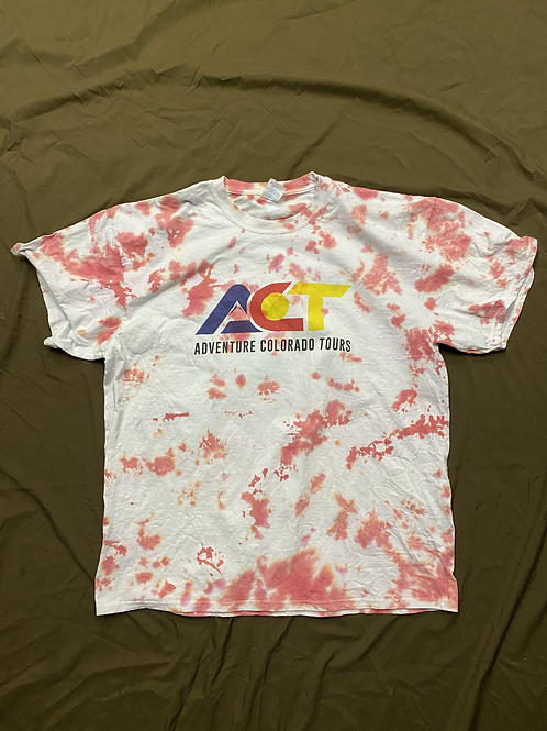 Tie Dye ACT Shirt