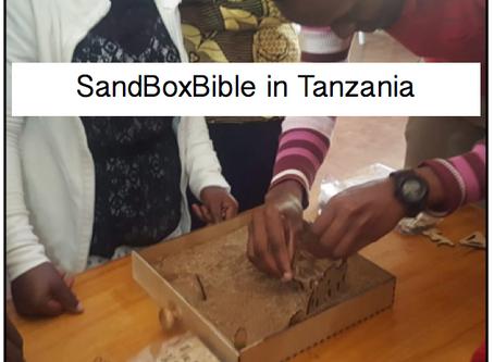 Update on my Back & Tanzania