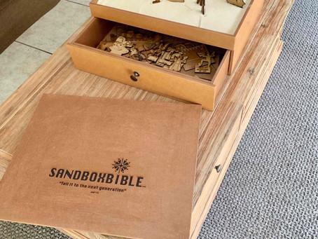 WIN a SANDBOXBIBLE worth U$200 this Christmas!