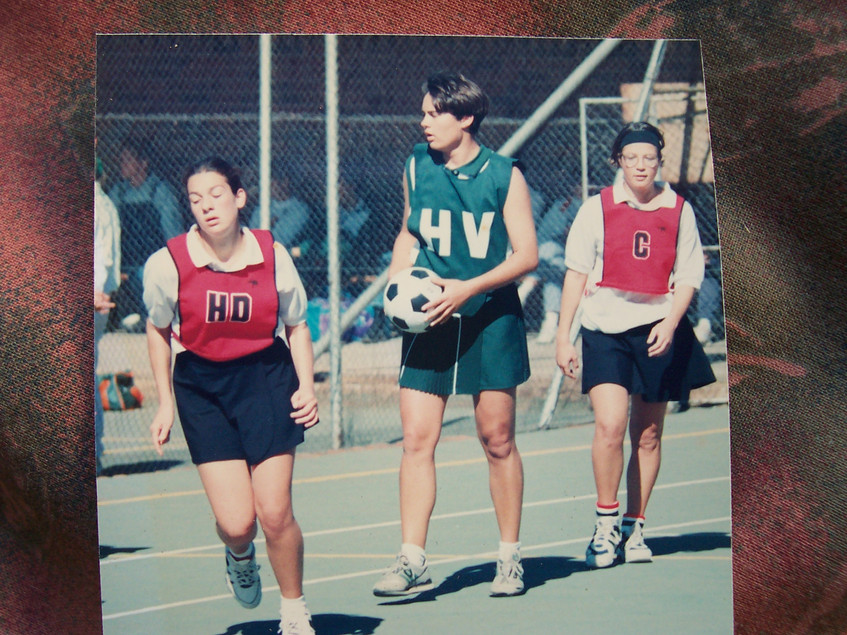 Provincial Netball SWD 1995