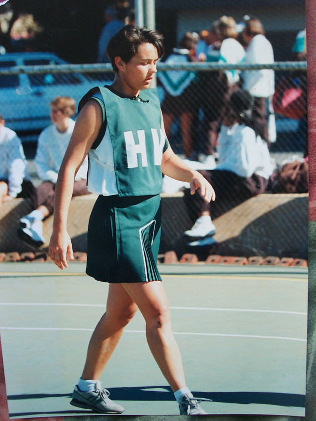 S.W. Cape Colors for Netball