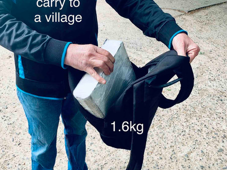Mini 1.6kg Box to Malawi