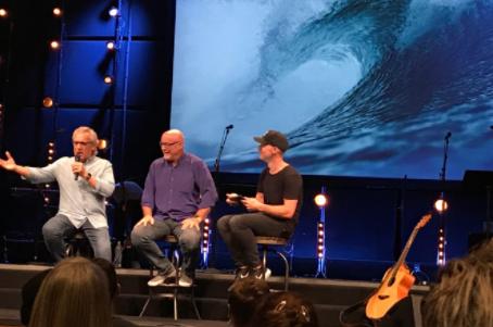 [Part 2] 3 Week Trip - Bethel Redding, Bill Johnson's Church